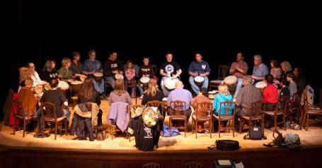 Hand Drumming Workshop