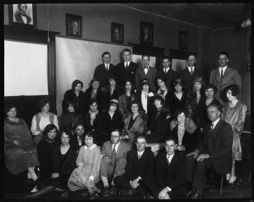 Original Conservatory Members